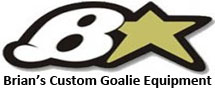Brian's Custom Goalie Equipment